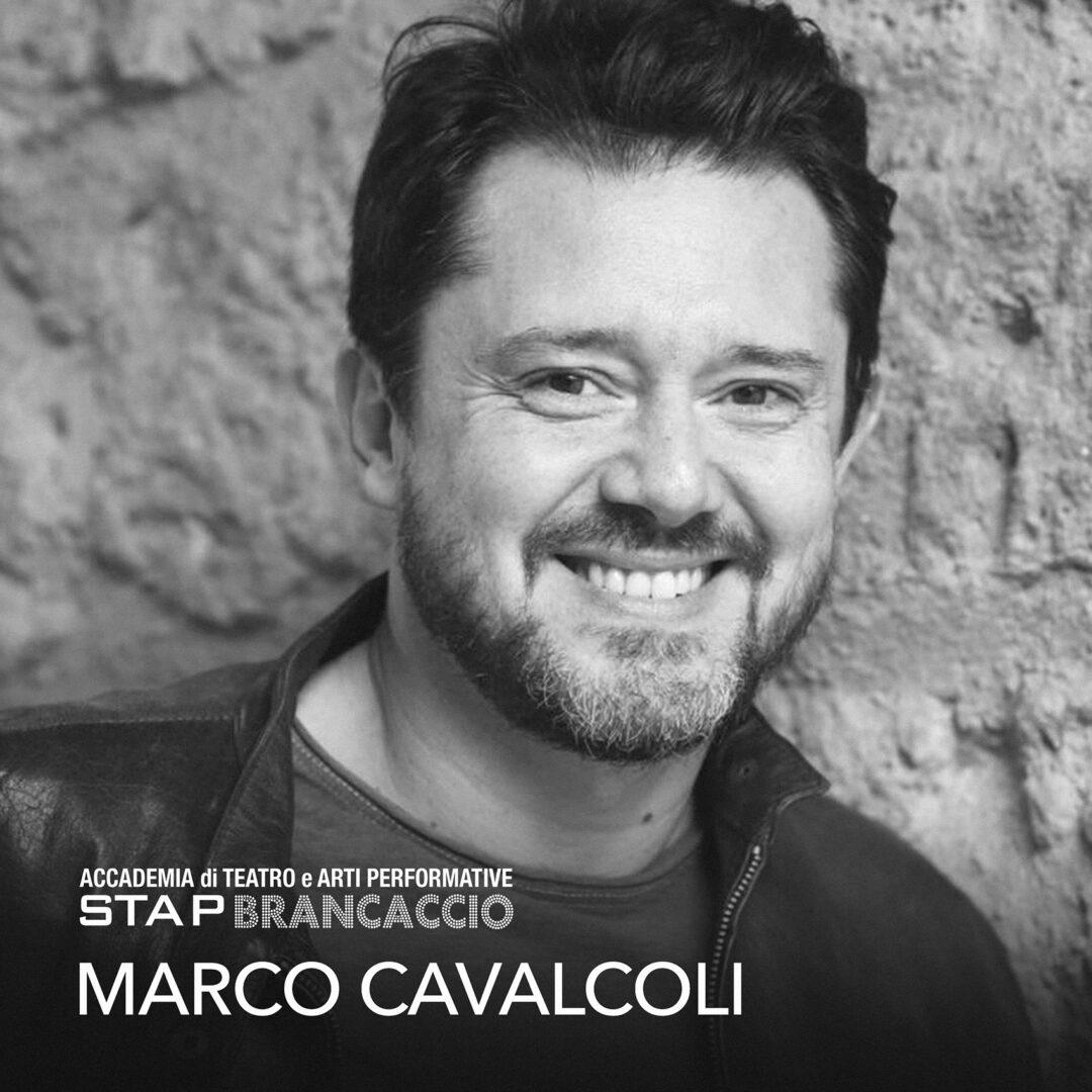 MARCO CAVALCOLI